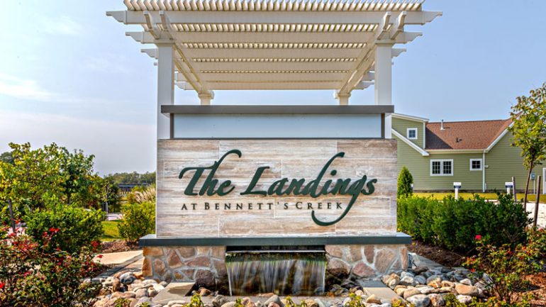 All About The Landings At Bennett's Creek