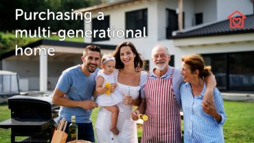 Considerations when purchasing a multi-generational home