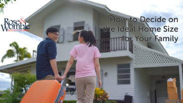 How to Decide on the Ideal Home Size for Your Family