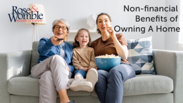 Non-financial Benefits of Owning A Home