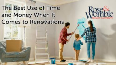 The Best Use of Time and Money When It Comes to Renovations