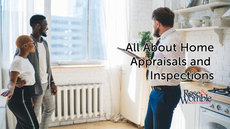 All About Home Appraisals and Inspections